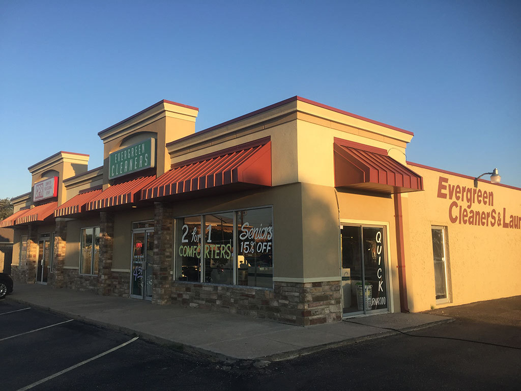 Retail Commercial Building