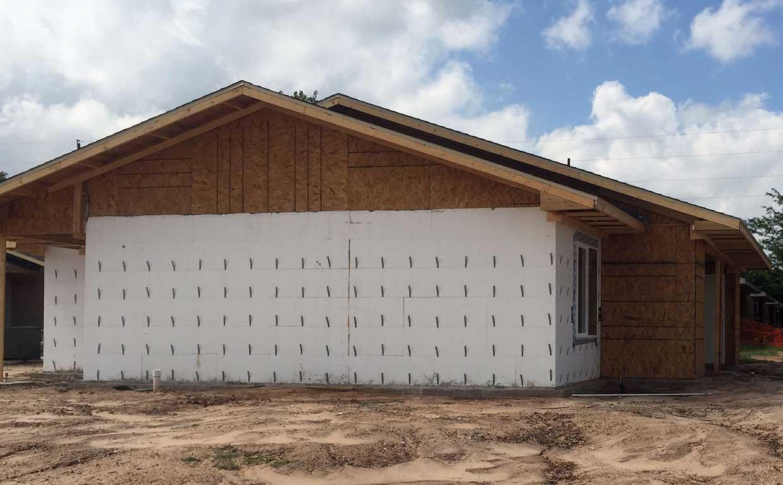 Titan homes construction lubbock tx for Icf texas