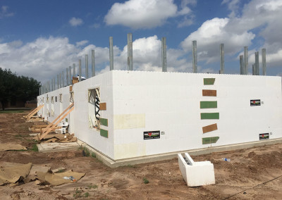 Apartment Building with ICF