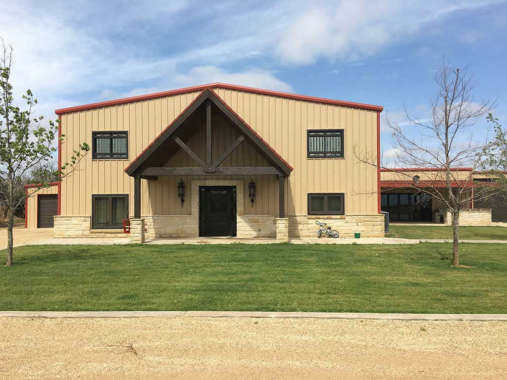 Could a barndominium be the metal building home for you for What is the cost of building a home